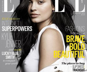 beauty, new, and elle uk image