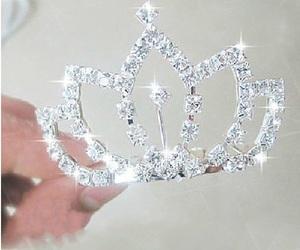 crown, disney, and princess image