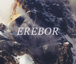 the hobbit, erebor, and thorin image