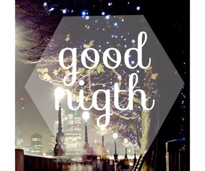 night and good night image