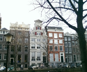 amsterdam, buildings, and beautiful image