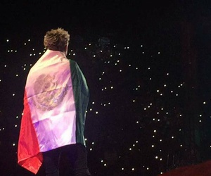 mexico, one direction, and niall horan image
