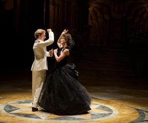 dance, keira knightley, and anna karenina image