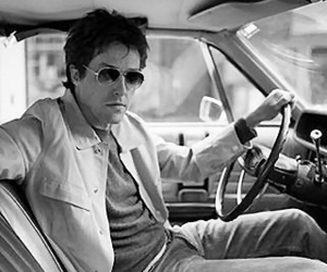 hugh grant, actor, and car image