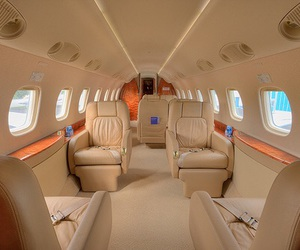 luxury, airplane, and plane image