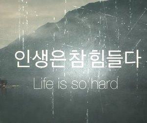 hangul, korea, and korean image