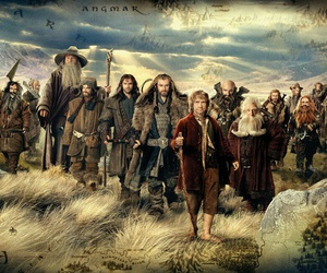 dwarfs, hobbit, and lord of the rings image
