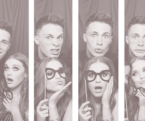 holland roden, teen wolf, and colton haynes image