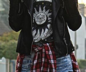 grunge, outfit, and style image