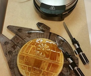 star wars, food, and funny image