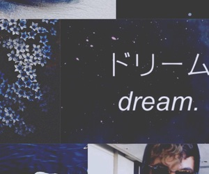 background, Dream, and navy blue image