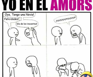 true, amor, and chiste image