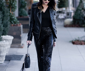 fashion blogger, sparkle, and style blogger image