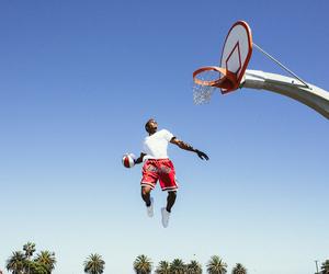 basket, dope, and sky image
