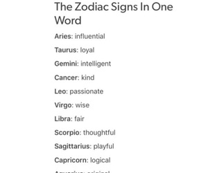 horoscope, zodiac signs, and star signs image