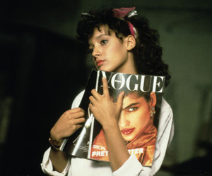 flashdance and vogue image