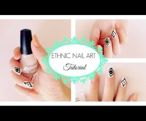 beautiful, unhas, and weheartit image