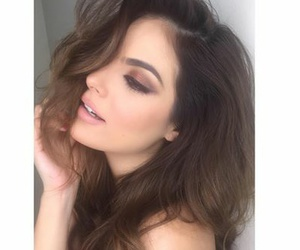 beauty, mexican, and ximena navarrete image