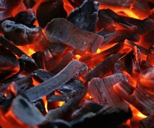 bbq, burn, and burning image