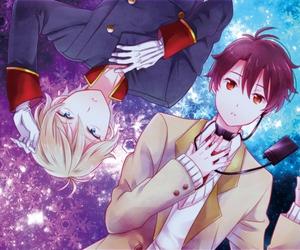 anime boy, aldnoah zero, and aldnoah.zero image