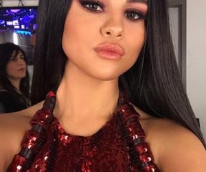 selena gomez, selenagomez, and makeup image