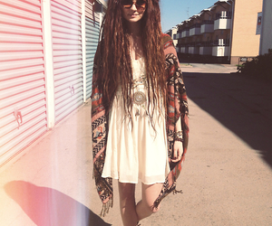 hippie, hipster, and style image