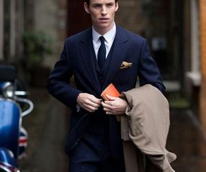 eddie redmayne, Hot, and suit image