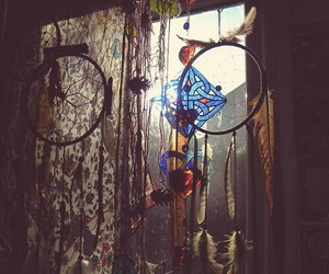 Dream, dream catcher, and hipster image