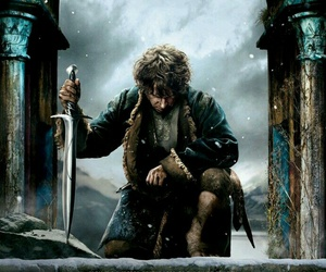 the hobbit, hobbit, and bilbo image