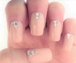 beautiful, nail art, and nails image