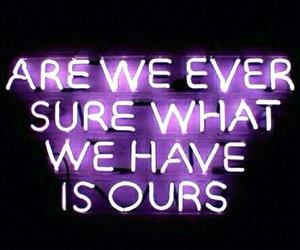 purple, grunge, and neon image