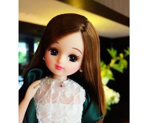 doll, licca, and リカちゃん image