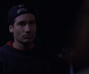 david duchovny, fox mulder, and s1 image