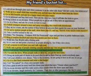 funny, lol, and bucket list image