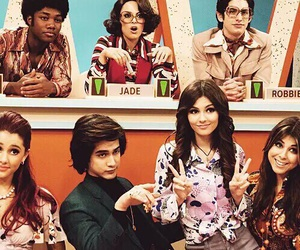 series, victoria justice, and victorious image