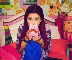 ariana grande, cat valentine, and ariana image