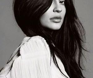kylie jenner, Elle, and kardashian image