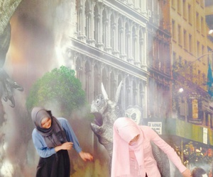 hijab and kazahstan image