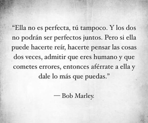 bob marley, frases, and frases image