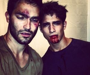 hale, mccall, and tylerposey image