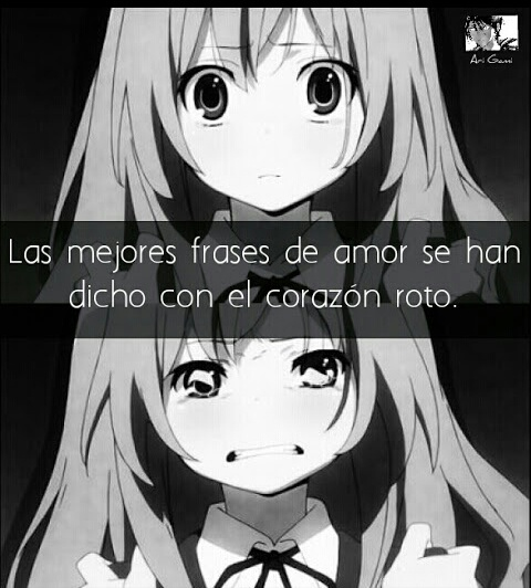 26 Images About Frases On We Heart It See More About Anime Frases