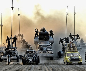 mad max, cars, and movie image