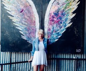 la, los angeles, and wings image
