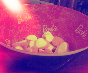 barbie, candy, and photography image