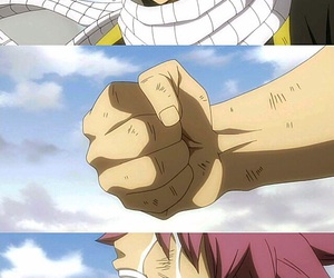 anime, fairy tail, and edits image