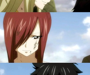 anime, gray fullbuster, and fairy tail image