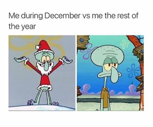 christmas, december, and funny image