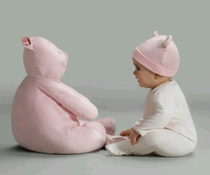 babies, teddy, and trend image