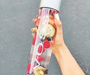 fruit, voss, and water image
