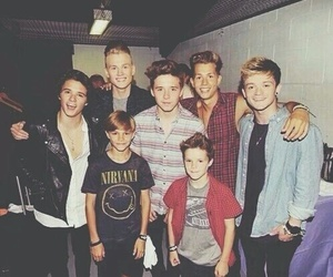 the vamps, beckham, and boys image